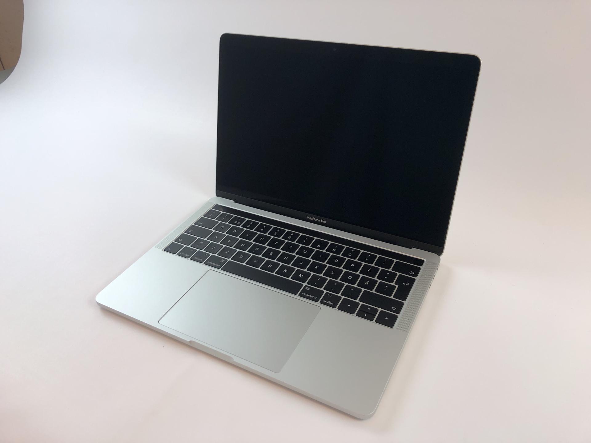 """MacBook Pro 13"""" 4TBT Mid 2017 (Intel Core i5 3.1 GHz 8 GB RAM 256 GB SSD), Silver, Intel Core i5 3.1 GHz, 8 GB RAM, 256 GB SSD, bild 1"""