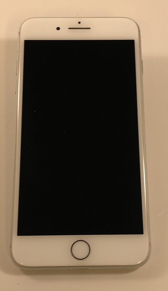 iPhone 8 Plus 64GB, 64GB, Silver, Kuva 1