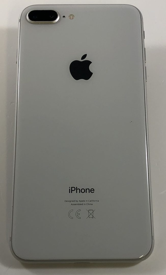 iPhone 8 Plus 64GB, 64GB, Silver, Kuva 2