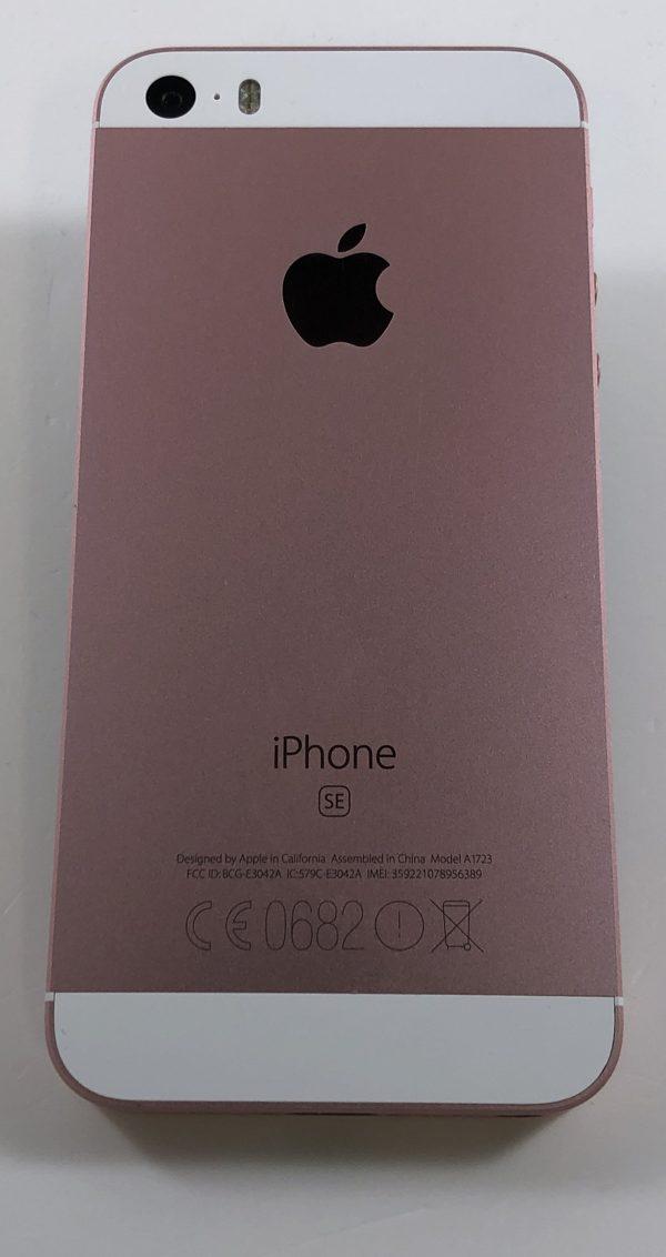 iPhone SE 16GB, 16GB, Rose Gold, bild 3