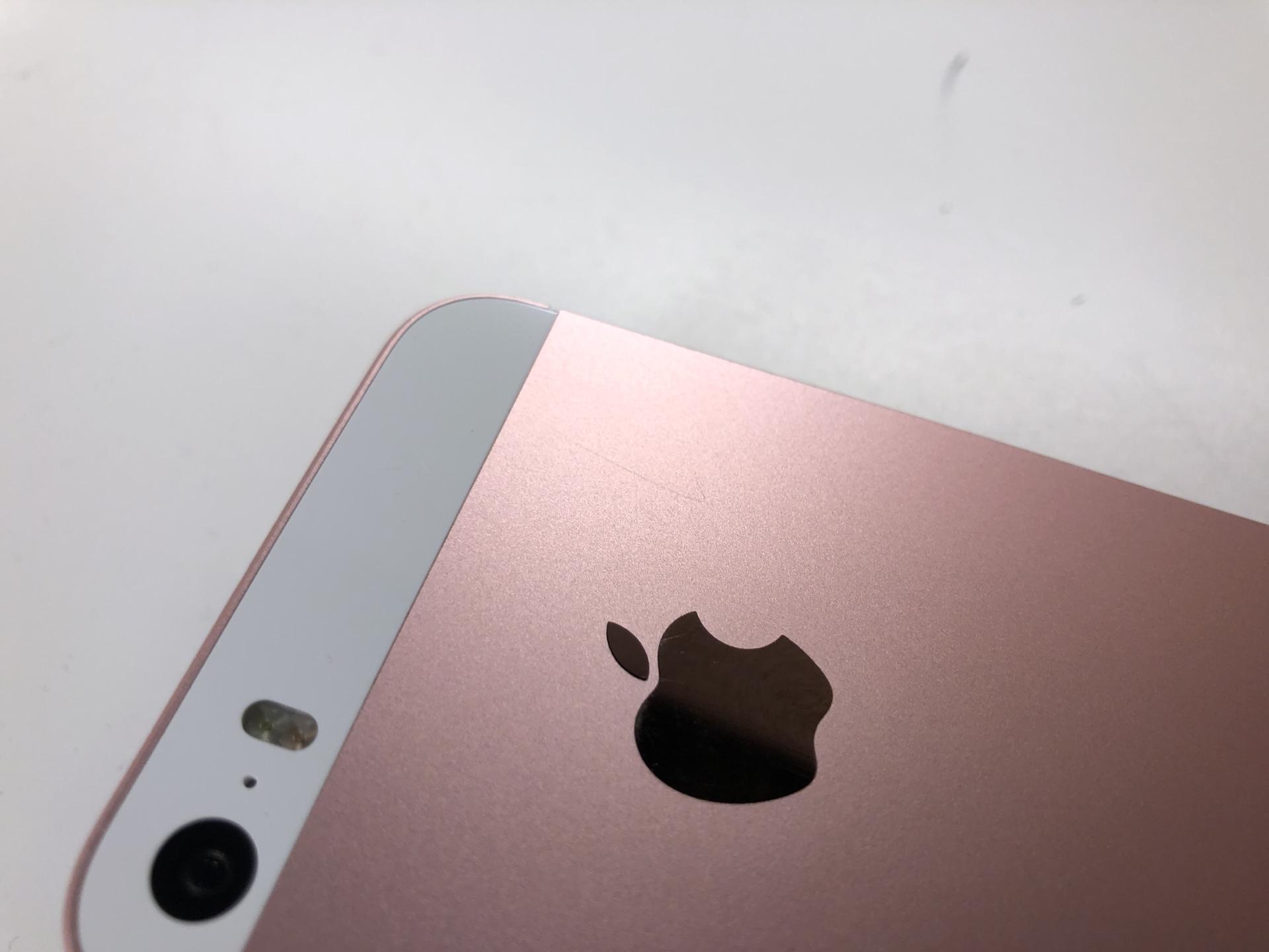 iPhone SE 16GB, 16GB, Rose Gold, bild 4