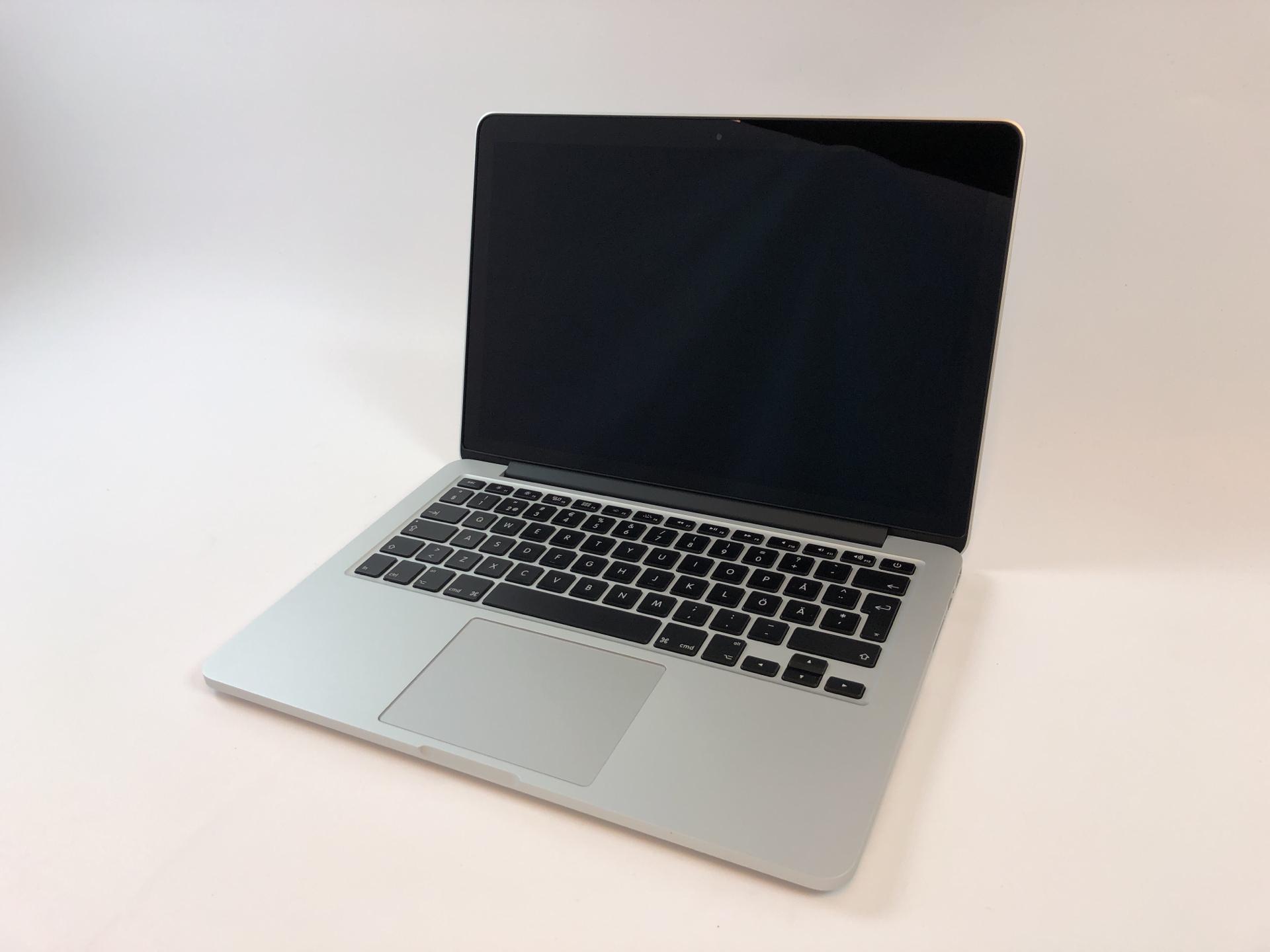 "MacBook Pro Retina 13"" Early 2015 (Intel Core i5 2.7 GHz 8 GB RAM 128 GB SSD), Intel Core i5 2.7 GHz, 8 GB RAM, 128 GB SSD, bild 1"