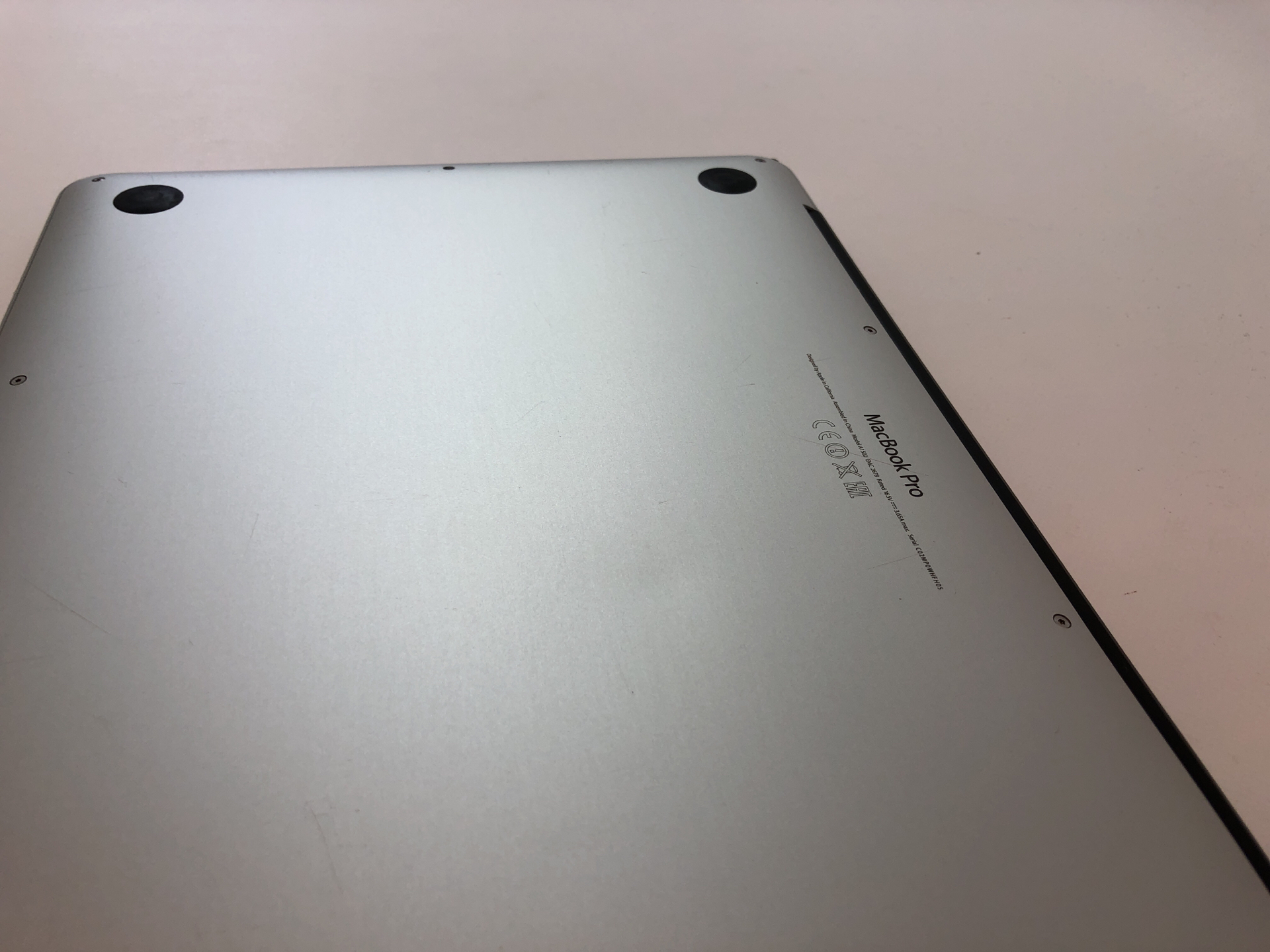 "MacBook Pro Retina 13"" Late 2013 (Intel Core i7 2.8 GHz 16 GB RAM 512 GB SSD), Intel Core i7 2.8 GHz, 16 GB RAM, 512 GB SSD, bild 4"