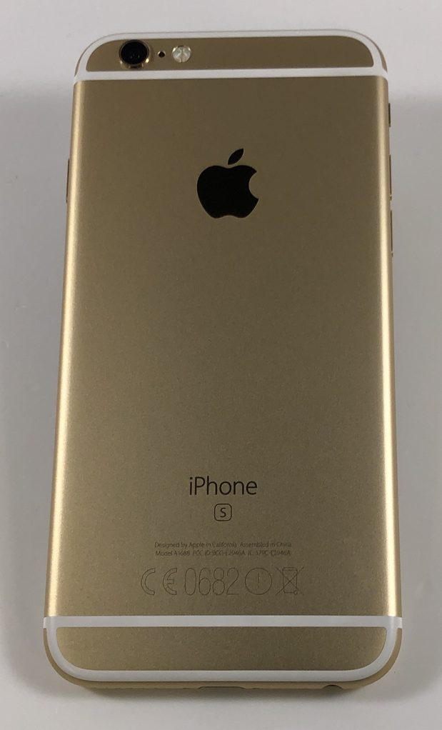 iPhone 6S 16GB, 16GB, Gold, Kuva 2