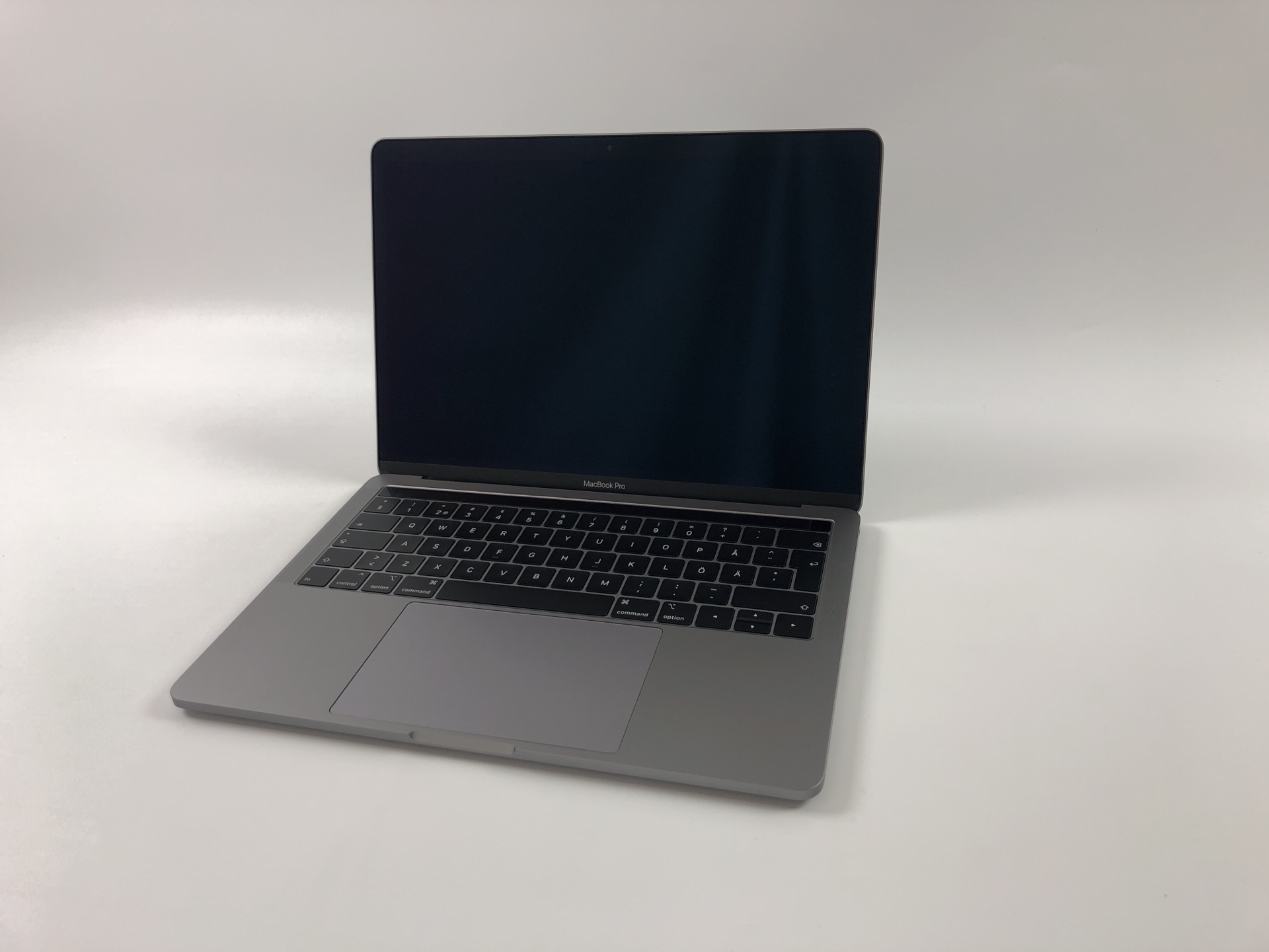 "MacBook Pro 13"" 2TBT Mid 2019 (Intel Quad-Core i5 1.4 GHz 16 GB RAM 128 GB SSD), Space Gray, Intel Quad-Core i5 1.4 GHz, 16 GB RAM, 128 GB SSD, bild 1"