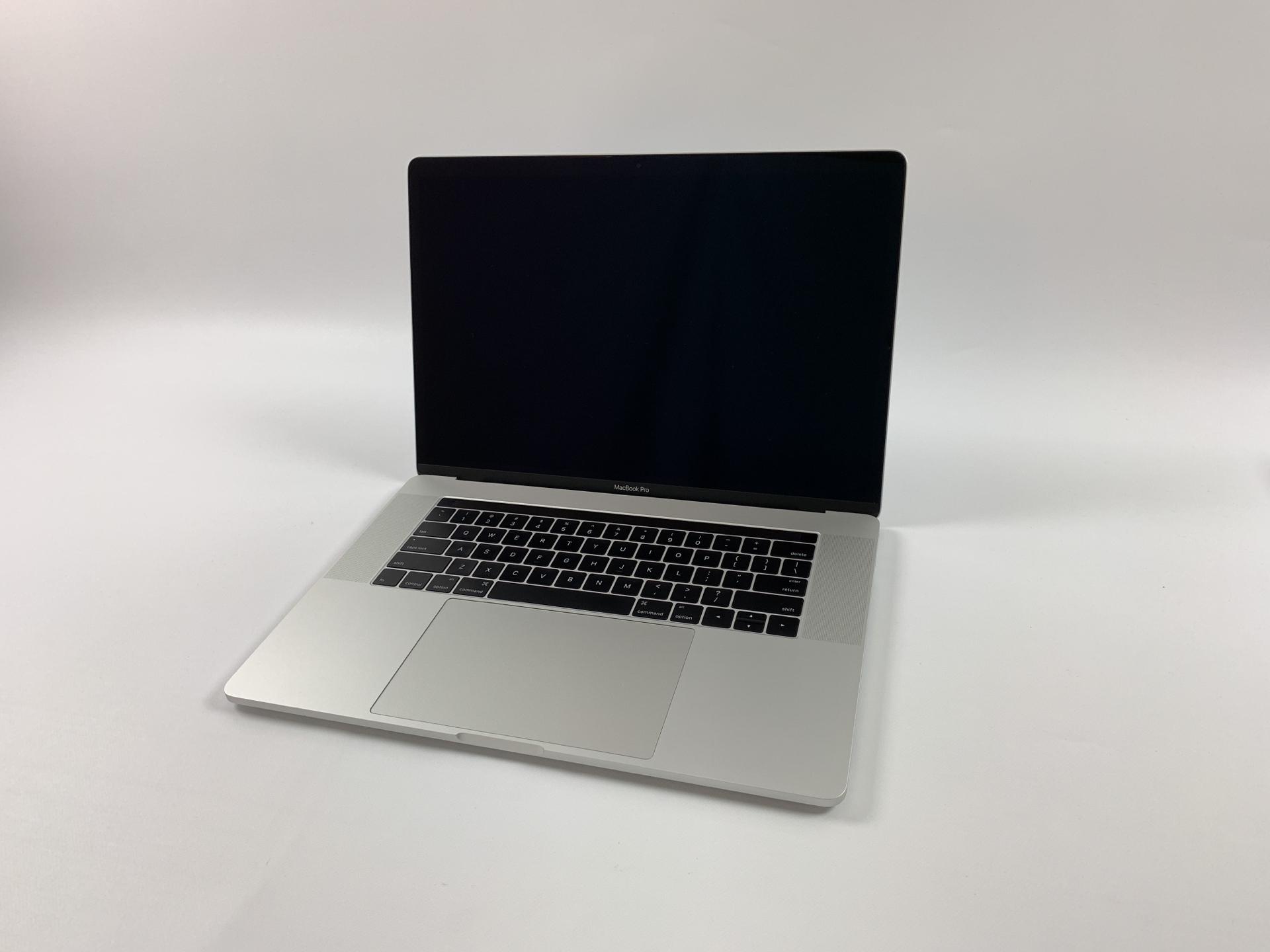 "MacBook Pro 15"" Touch Bar Late 2016 (Intel Quad-Core i7 2.7 GHz 16 GB RAM 512 GB SSD), Silver, Intel Quad-Core i7 2.7 GHz, 16 GB RAM, 512 GB SSD, bild 1"