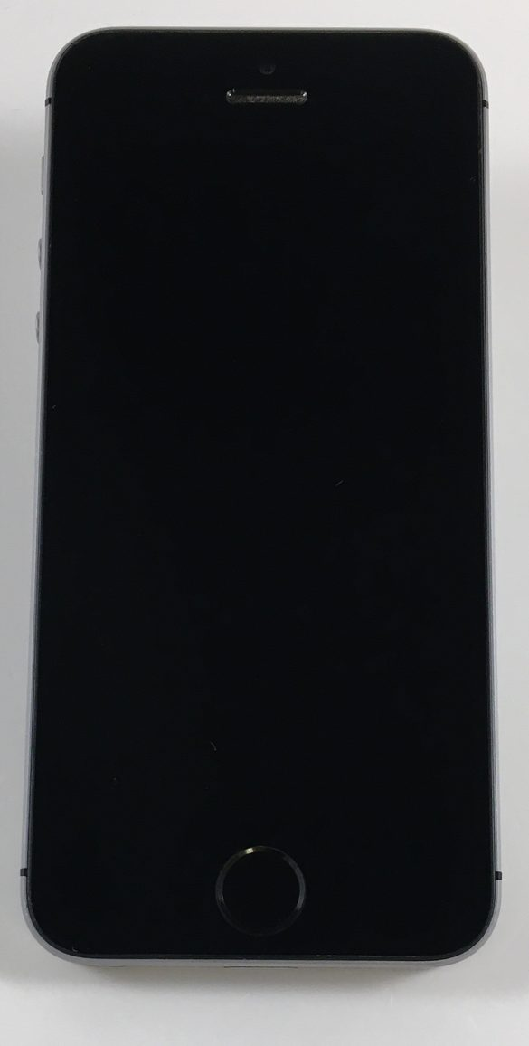 iPhone SE 64GB, 64GB, Space Gray, bild 1