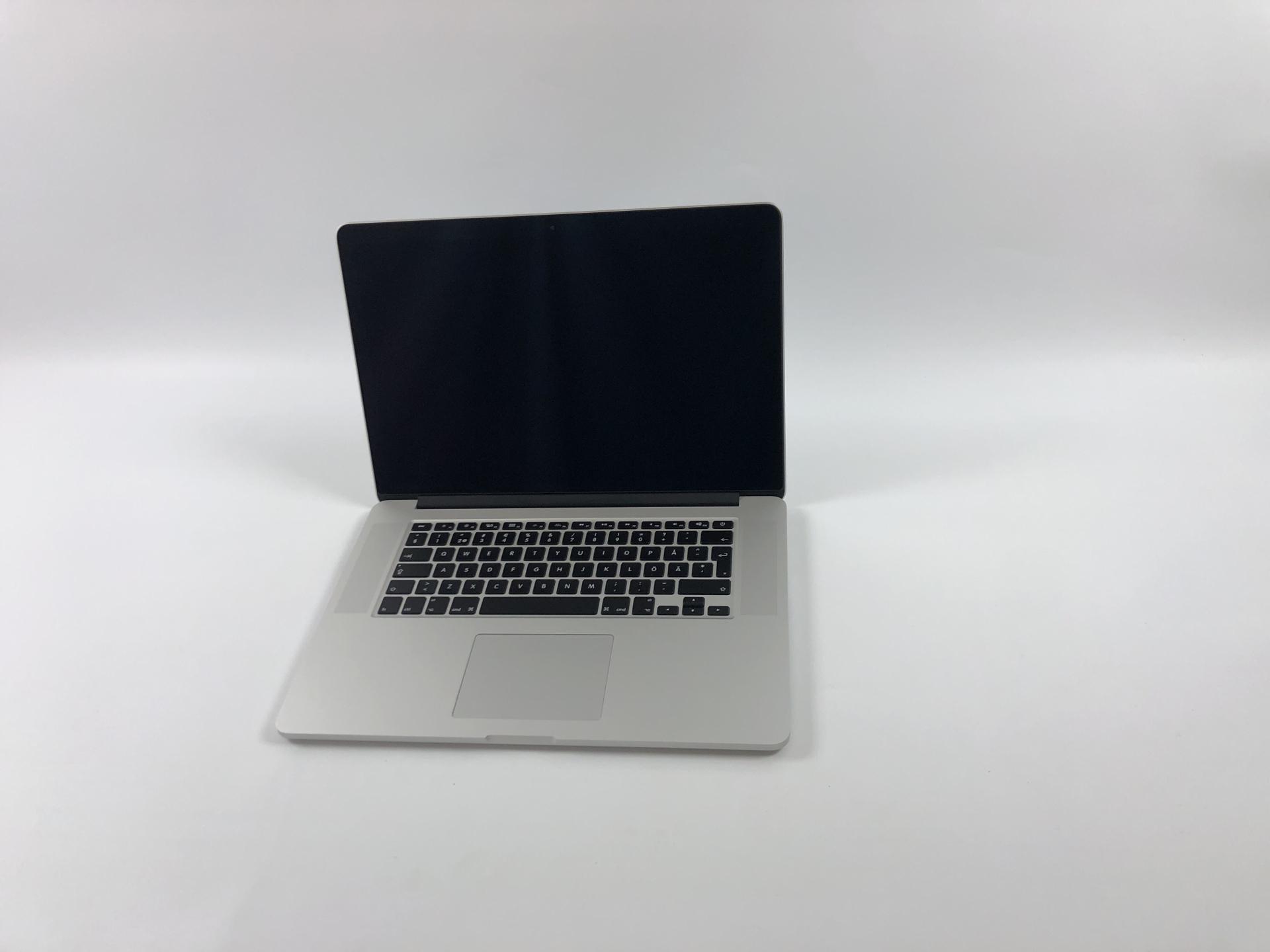 """MacBook Pro Retina 15"""" Mid 2014 (Intel Quad-Core i7 2.5 GHz 16 GB RAM 256 GB SSD), Intel Quad-Core i7 2.5 GHz, 16 GB RAM, 256 GB SSD, Kuva 1"""
