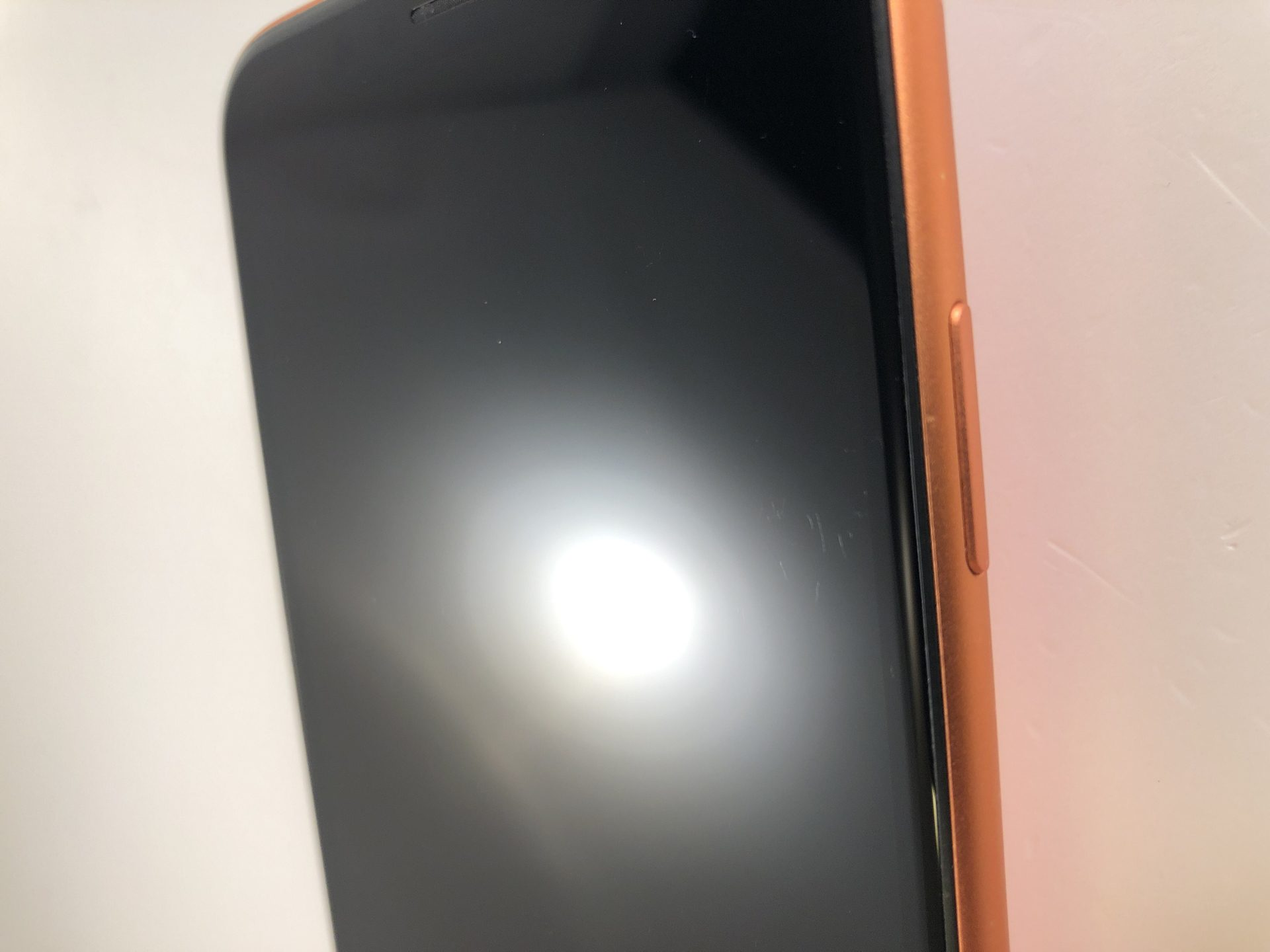 iPhone XR 128GB, 128GB, Coral, Kuva 3