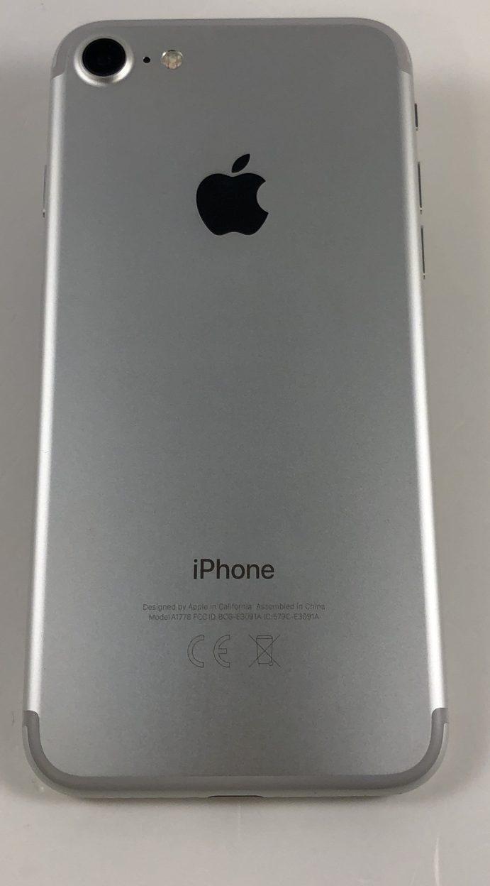iPhone 7 128GB, 128GB, Silver, bild 2