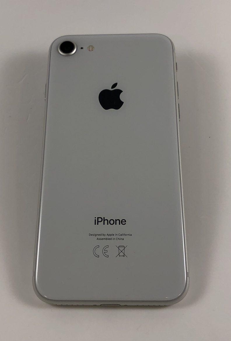 iPhone 8 64GB, 64GB, Silver, bild 2
