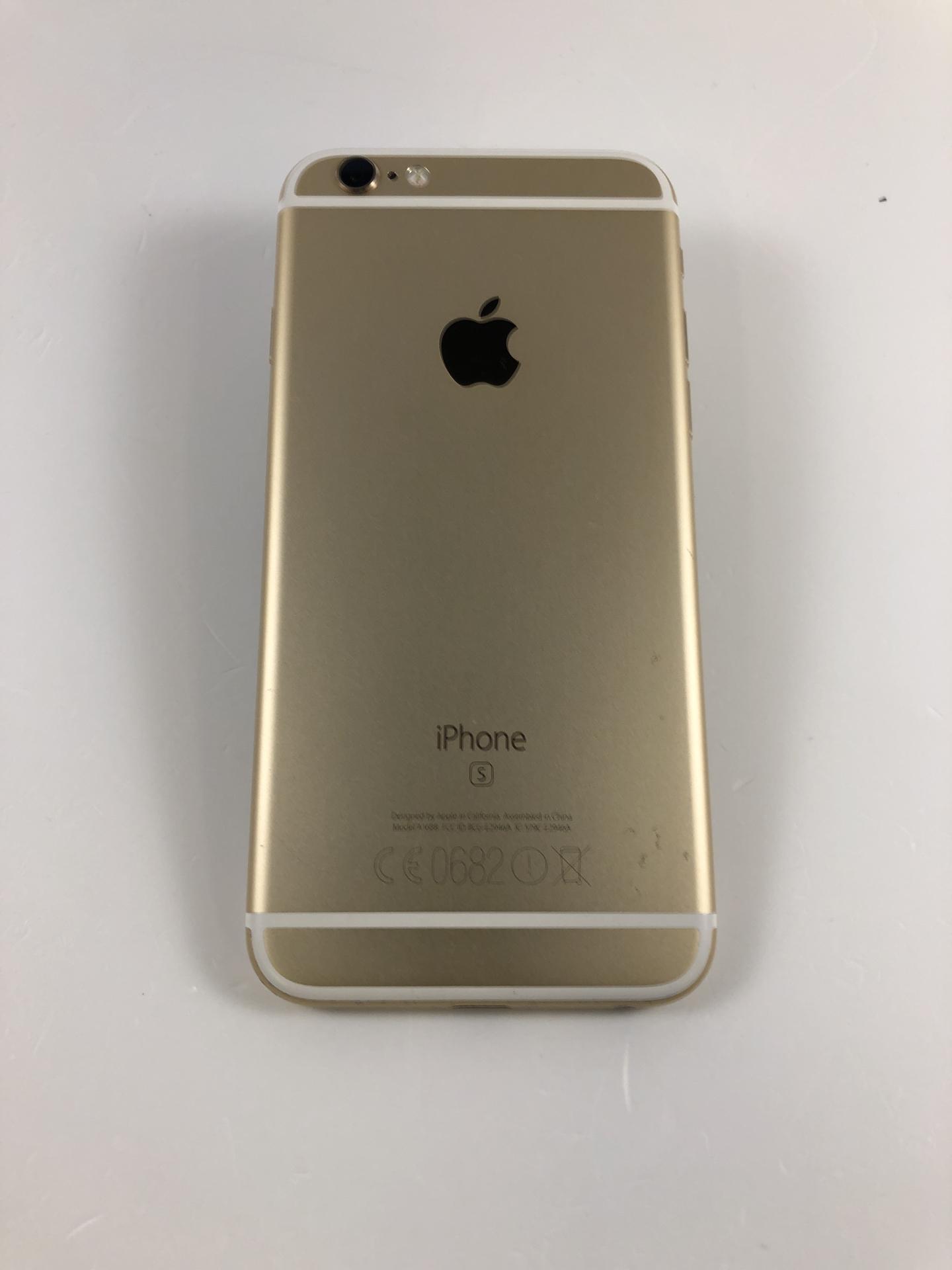 iPhone 6S 64GB, 64GB, Gold, bild 2