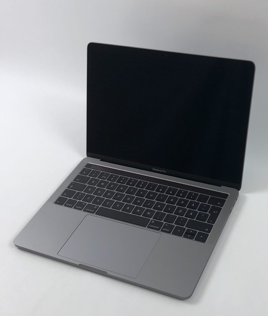 "MacBook Pro 13"" 4TBT Late 2016 (Intel Core i5 2.9 GHz 8 GB RAM 512 GB SSD), Space Gray, Intel Core i5 2.9 GHz, 8 GB RAM, 512 GB SSD, Kuva 1"