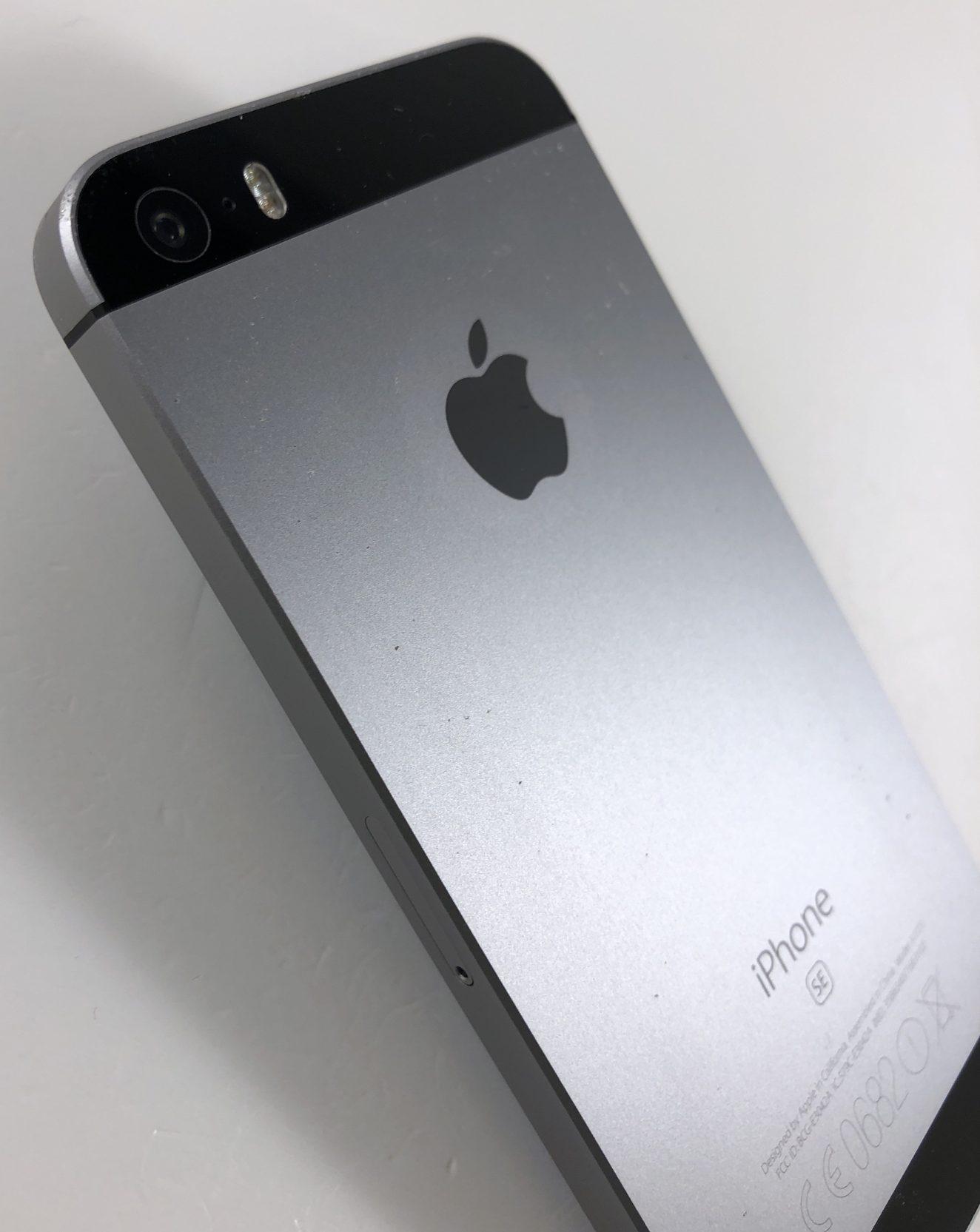 iPhone SE 16GB, 16GB, Space Gray, imagen 3