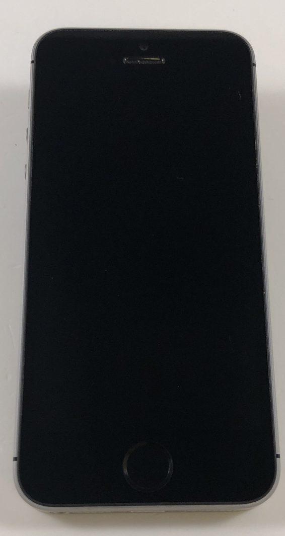iPhone SE 32GB, 32GB, Space Gray, bild 1