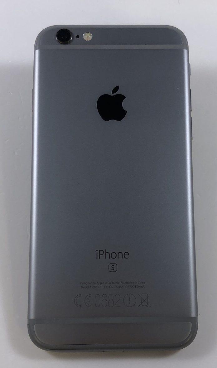 iPhone 6S 32GB, 32GB, Space Gray, bild 2