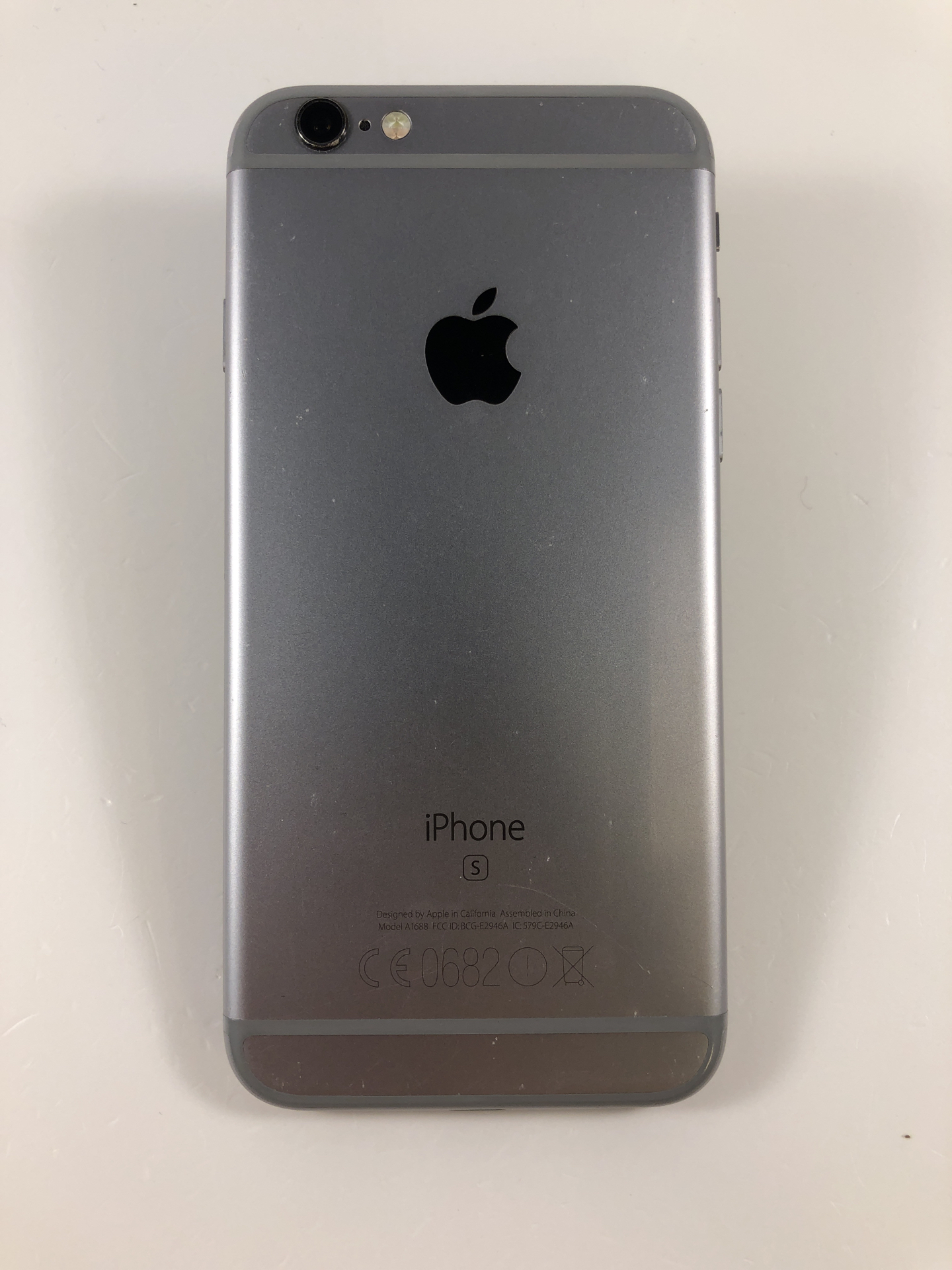 iPhone 6S 32GB, 32GB, Space Gray, immagine 2