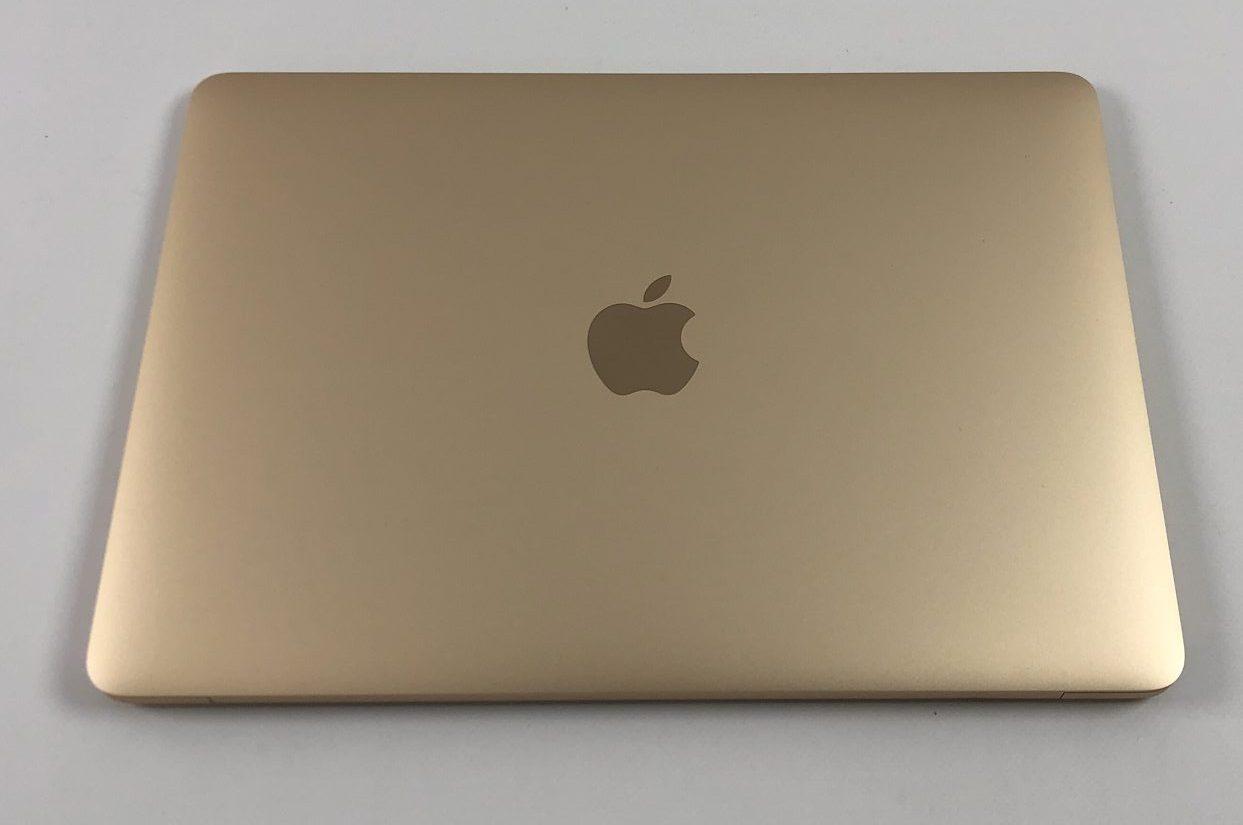 """MacBook 12"""" Mid 2017 (Intel Core i5 1.3 GHz 8 GB RAM 512 GB SSD), Gold, Intel Core i5 1.3 GHz, 8 GB RAM, 512 GB SSD, Afbeelding 2"""