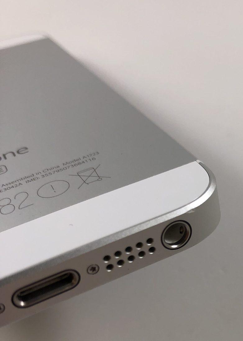 iPhone SE 16GB, 16GB, Silver, bild 4