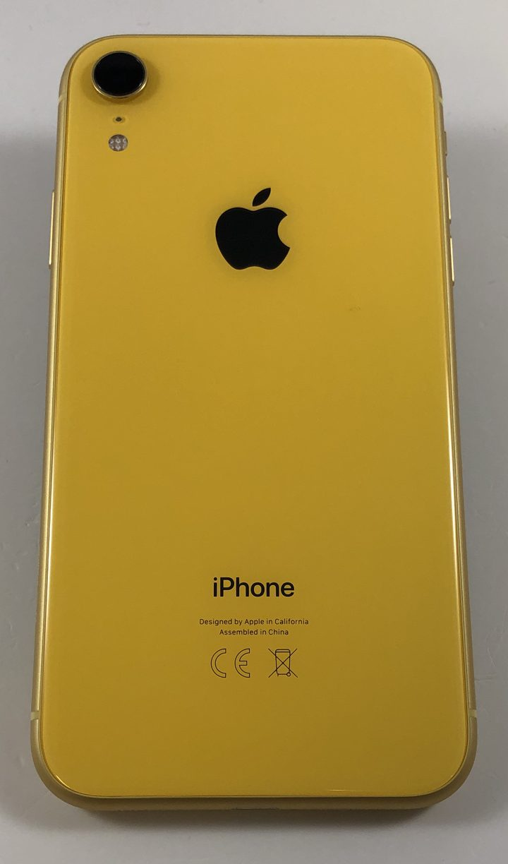 iPhone XR 64GB, 64GB, Yellow, image 2