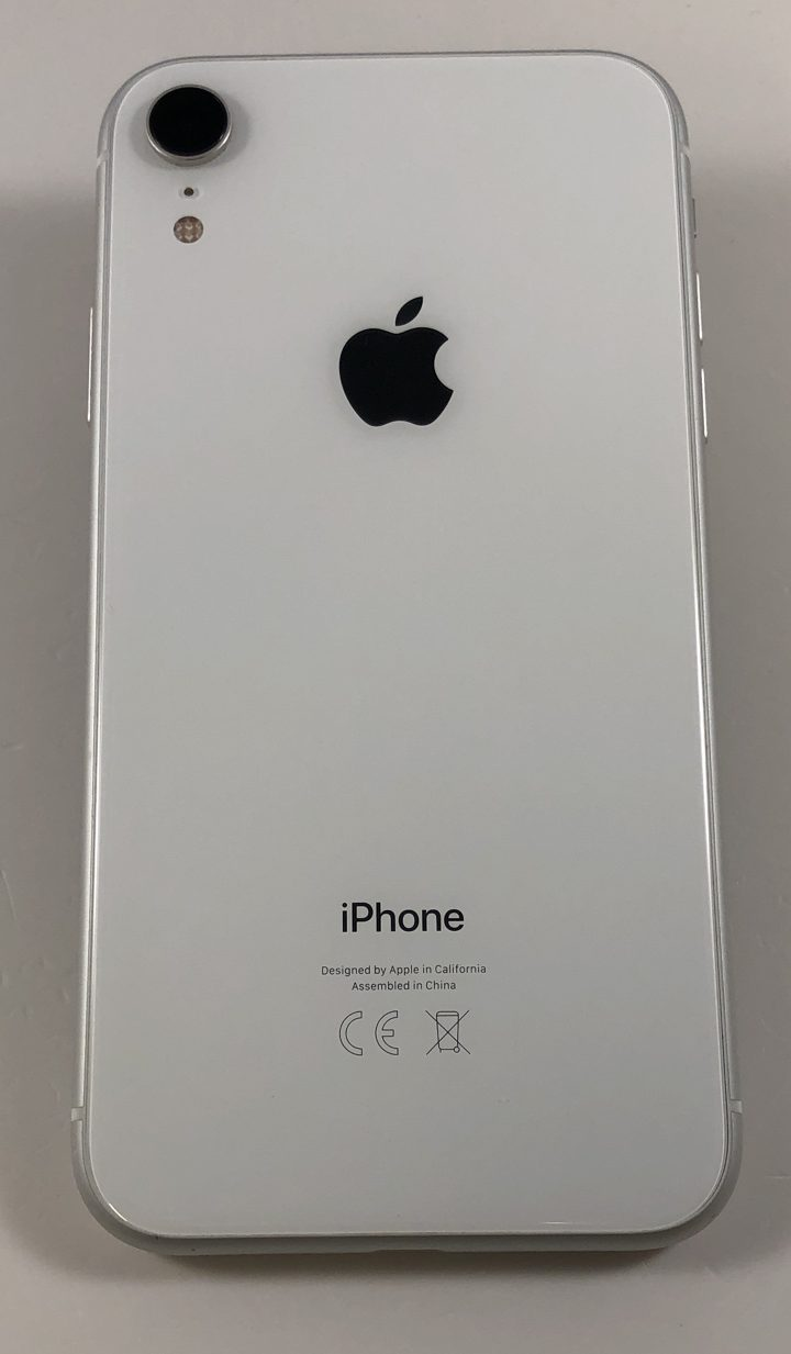 iPhone XR 64GB, 64GB, White, image 2