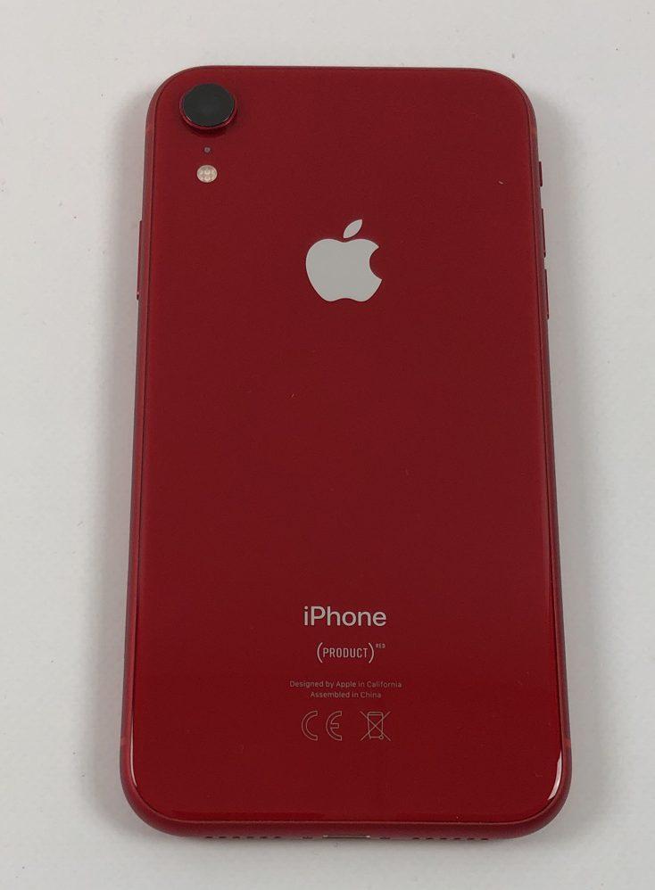 iPhone XR 128GB, 128GB, Red, Kuva 2