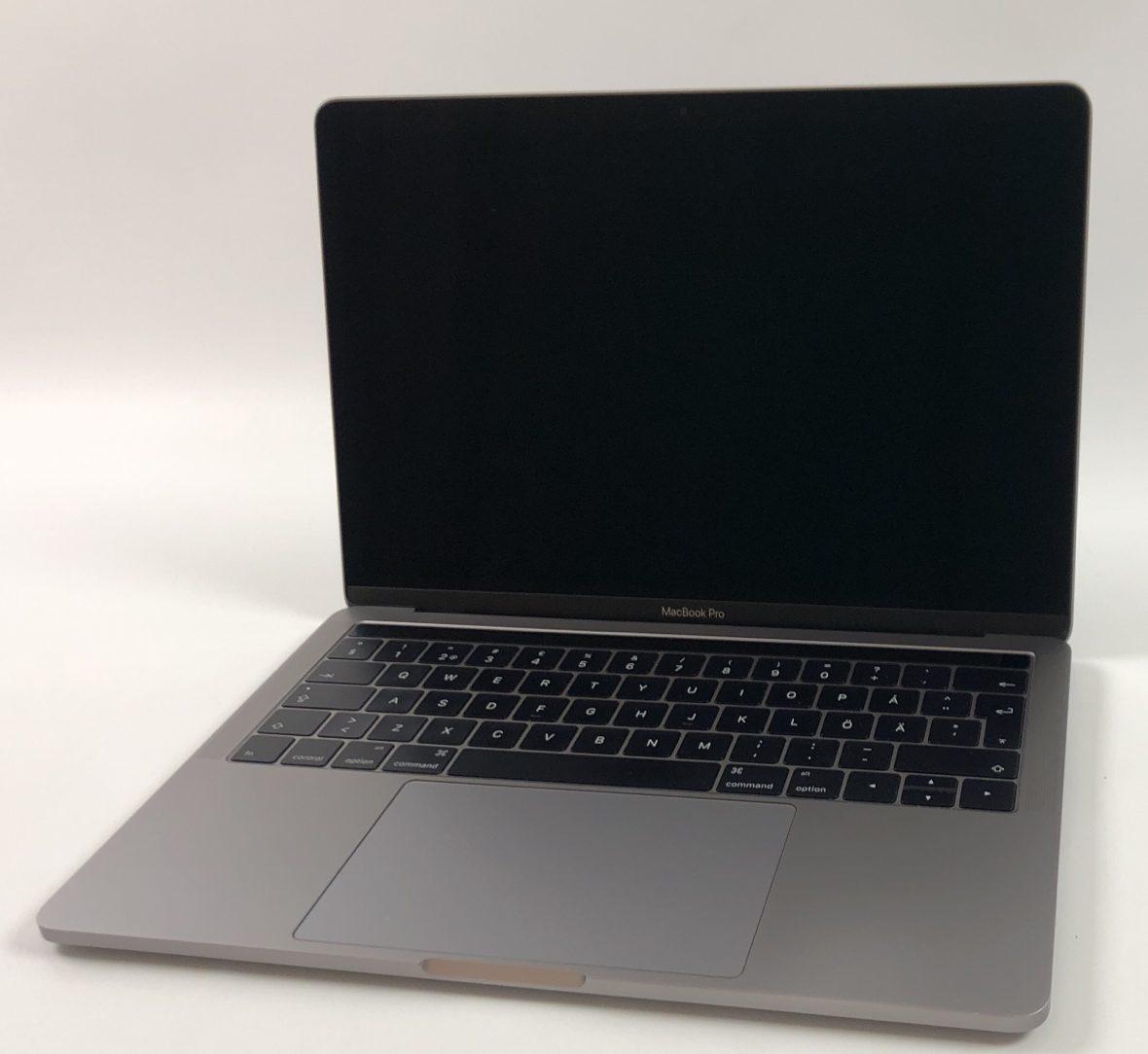 "MacBook Pro 13"" 4TBT Late 2016 (Intel Core i5 2.9 GHz 8 GB RAM 512 GB SSD), Space Gray, Intel Core i5 2.9 GHz, 8 GB RAM, 512 GB SSD, Kuva 1"
