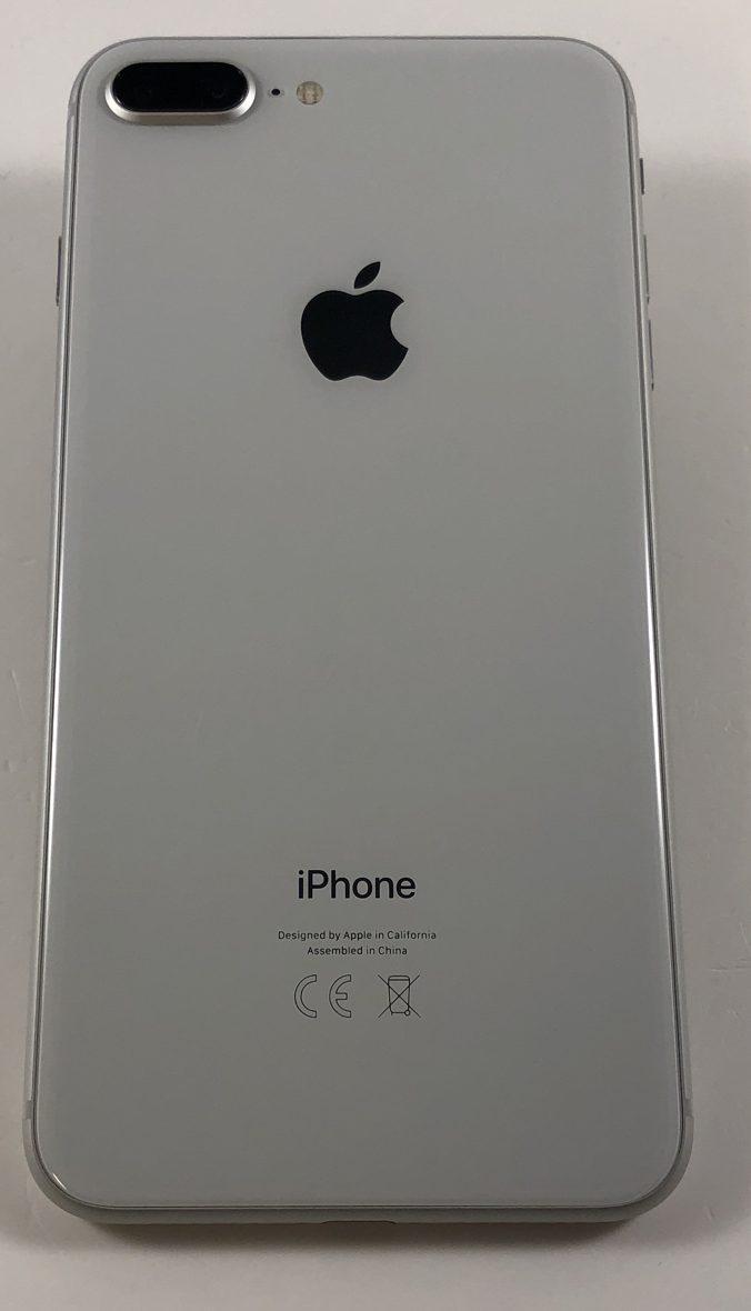 iPhone 8 Plus 64GB, 64GB, Silver, bild 2