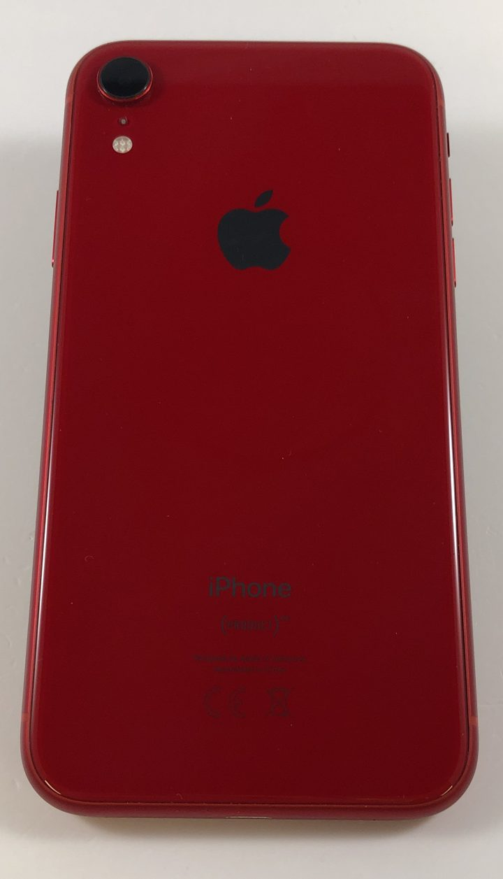 iPhone XR 256GB, 256GB, Red, bild 2