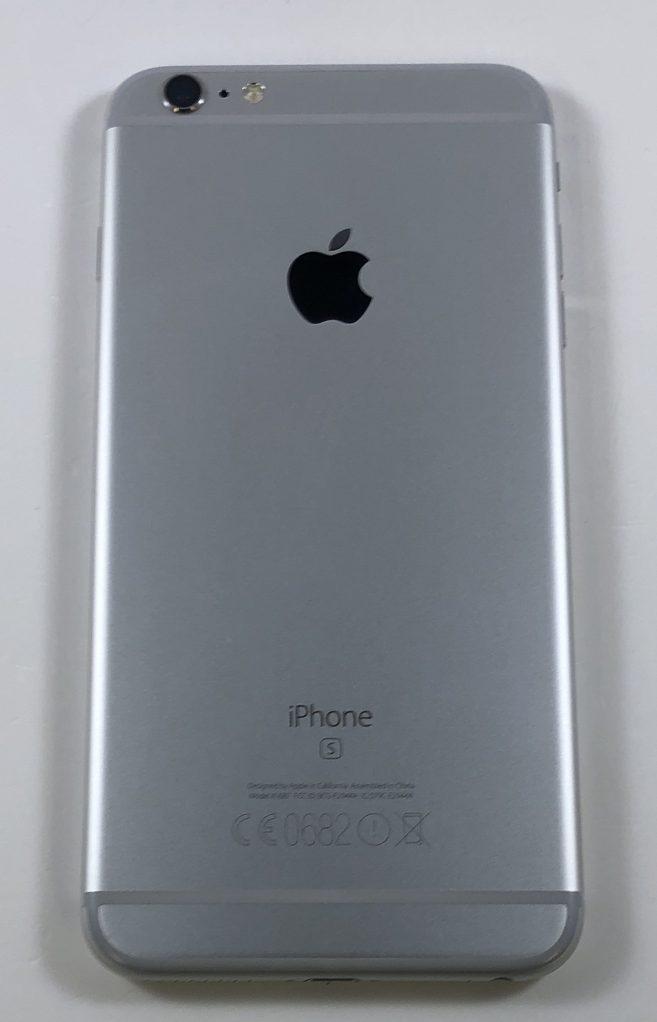 iPhone 6S Plus 64GB, 64GB, Silver, bild 2