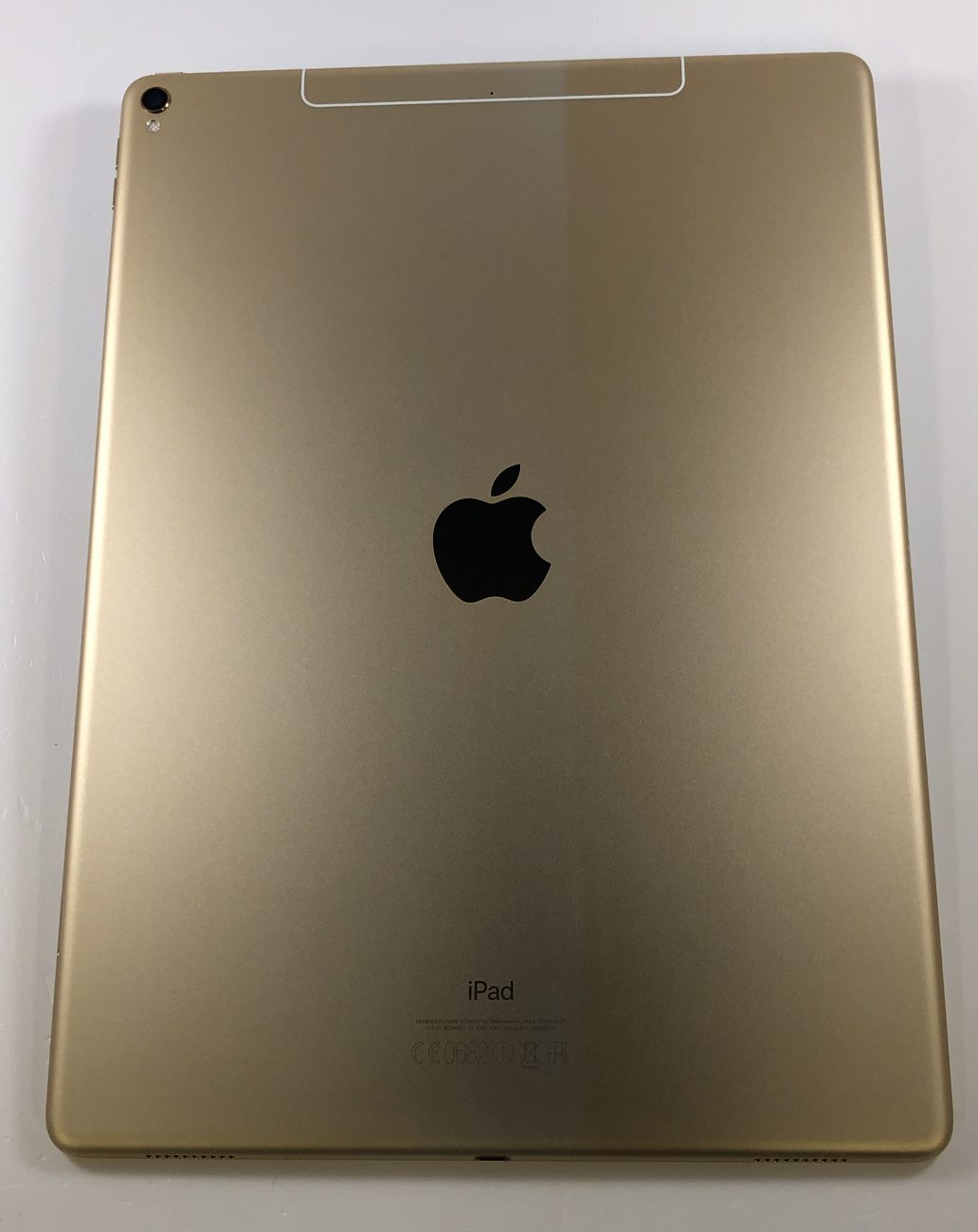 "iPad Pro 12.9"" Wi-Fi + Cellular (2nd Gen) 256GB, 256GB, Gold, image 2"