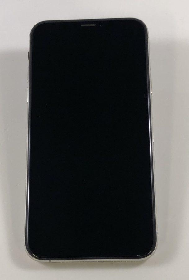 iPhone XS 64GB, 64GB, Silver, Afbeelding 1