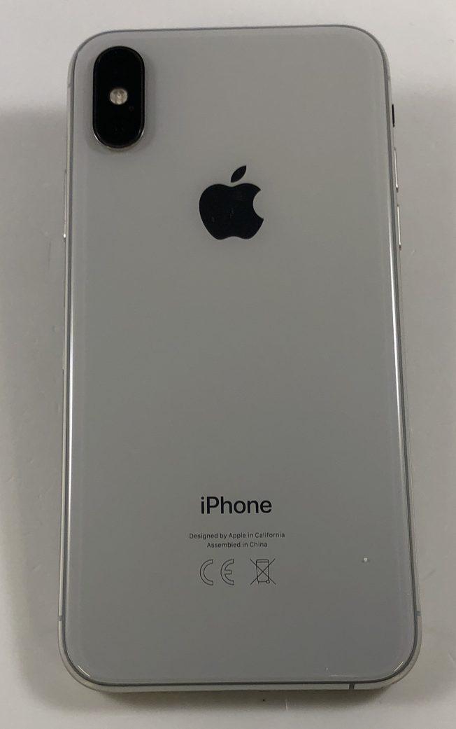iPhone XS 64GB, 64GB, Silver, Afbeelding 2