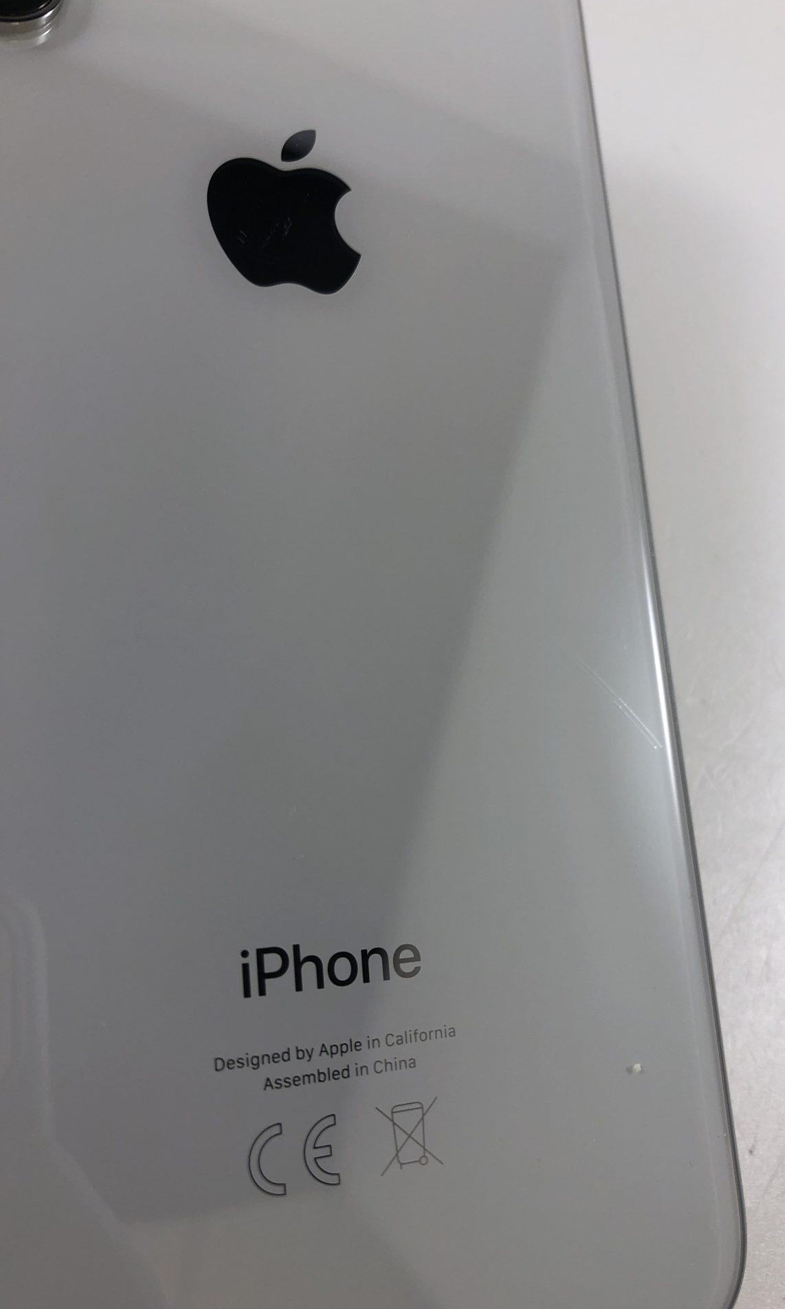 iPhone XS 64GB, 64GB, Silver, Afbeelding 3