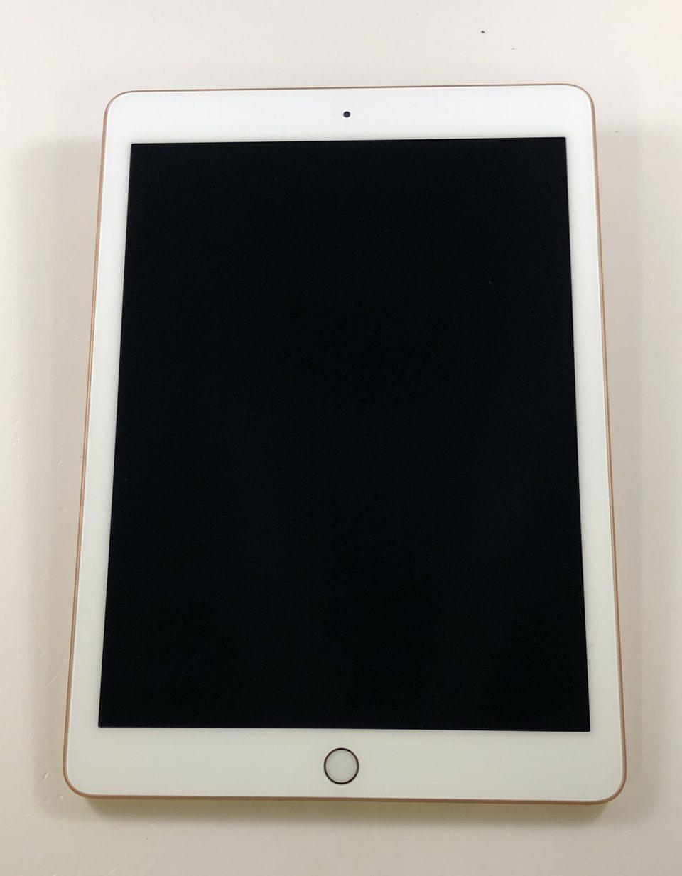 iPad 6 Wi-Fi 128GB, 128GB, Gold, Afbeelding 1