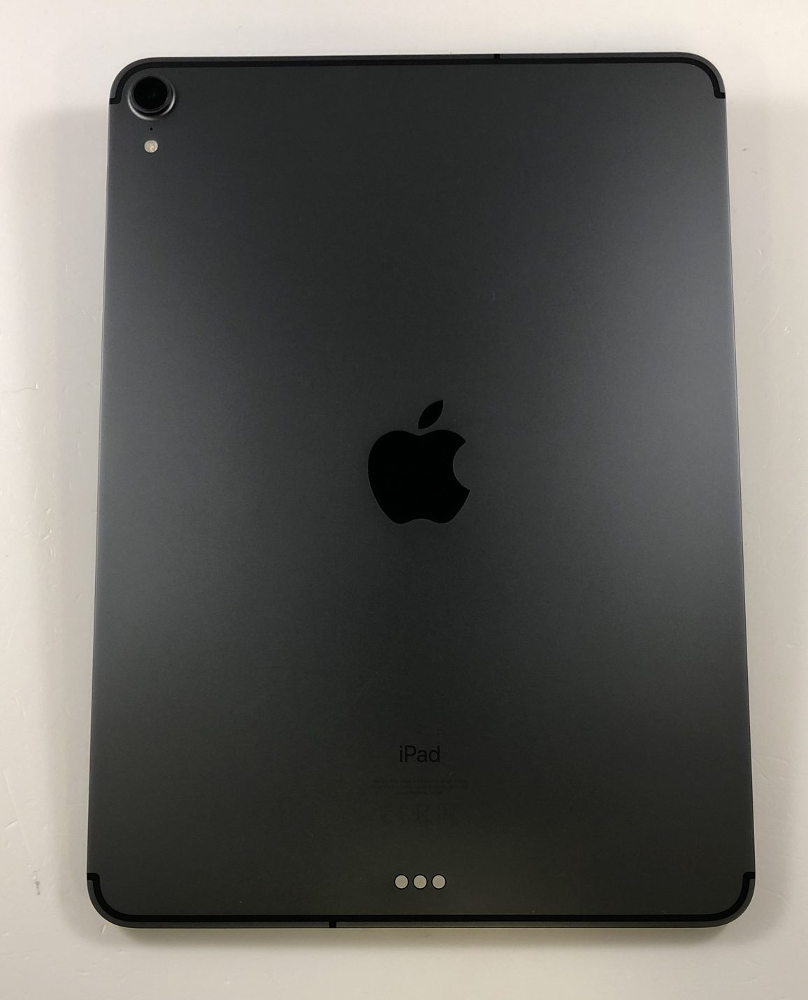 """iPad Pro 11"""" Wi-Fi + Cellular 256GB, 256GB, Space Gray, obraz 2"""