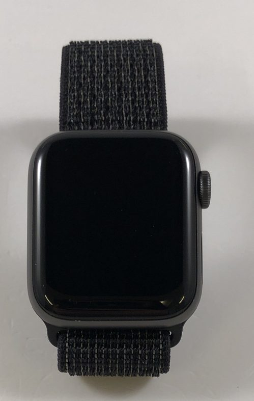 Watch Series 5 Aluminum Cellular (40mm), Space Gray, Kuva 1