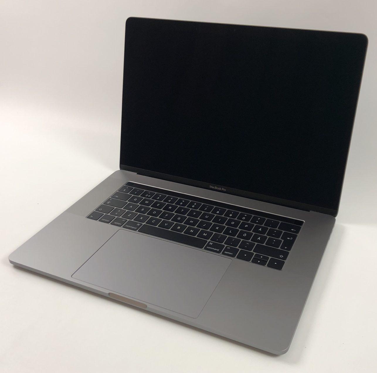 """MacBook Pro 15"""" Touch Bar Late 2016 (Intel Quad-Core i7 2.7 GHz 16 GB RAM 512 GB SSD), Space Gray, Intel Quad-Core i7 2.7 GHz, 16 GB RAM, 512 GB SSD, bild 3"""