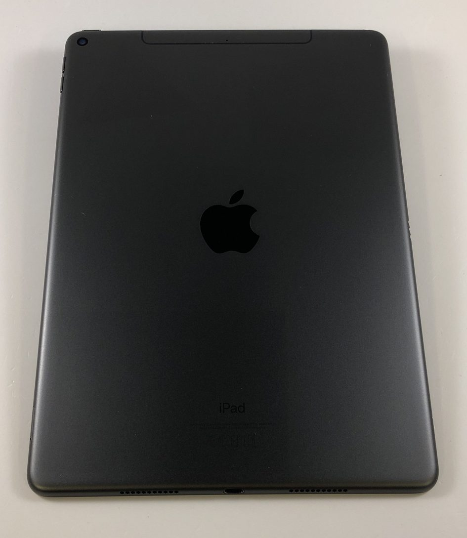 iPad Air 3 Wi-Fi + Cellular 256GB, 256GB, Space Gray, bild 3