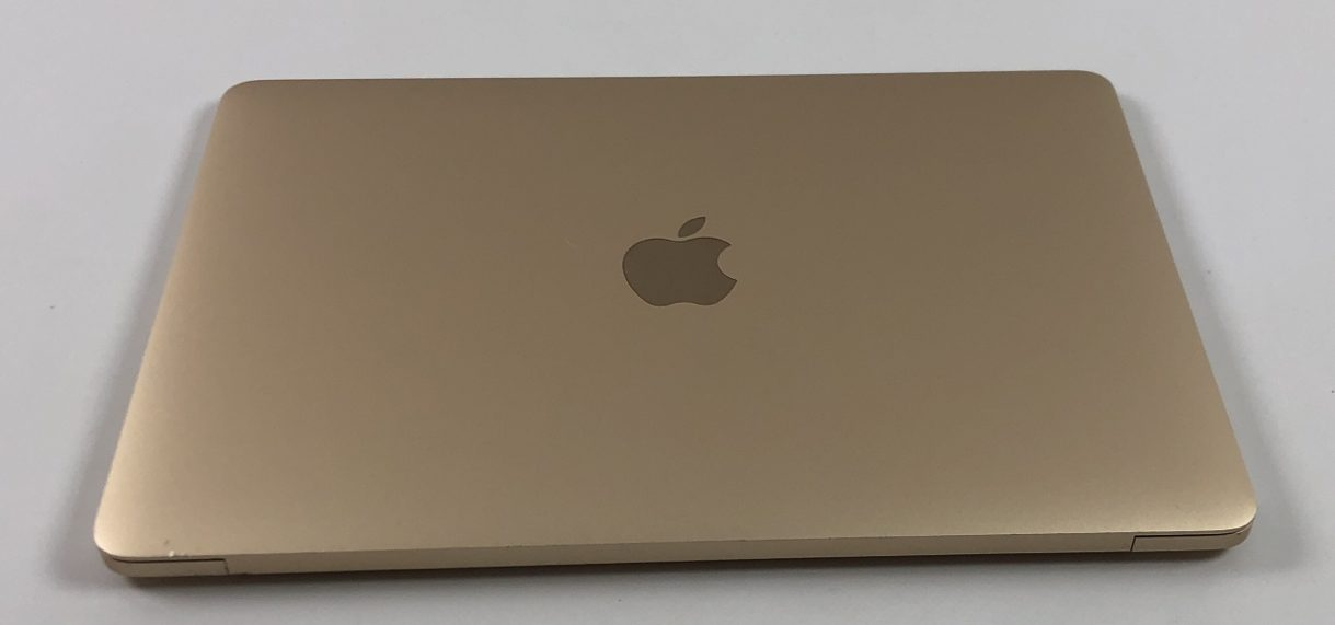 "MacBook 12"" Early 2015 (Intel Core M 1.1 GHz 8 GB RAM 256 GB SSD), Gold, Intel Core M 1.1 GHz, 8 GB RAM, 256 GB SSD, bild 2"