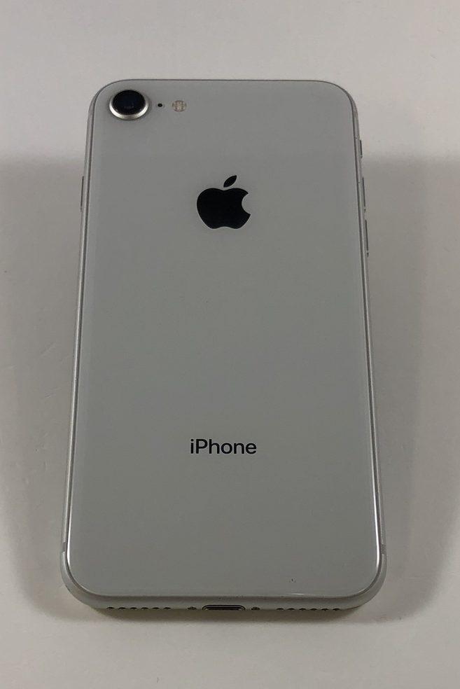 iPhone 8 64GB, 64GB, Silver, obraz 2