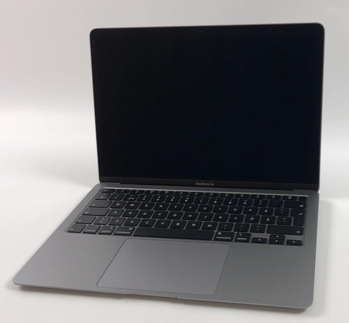 "MacBook Air 13"" Early 2020 (Intel Core i3 1.1 GHz 8 GB RAM 256 GB SSD), Space Gray, Intel Core i3 1.1 GHz, 8 GB RAM, 256 GB SSD, bild 1"