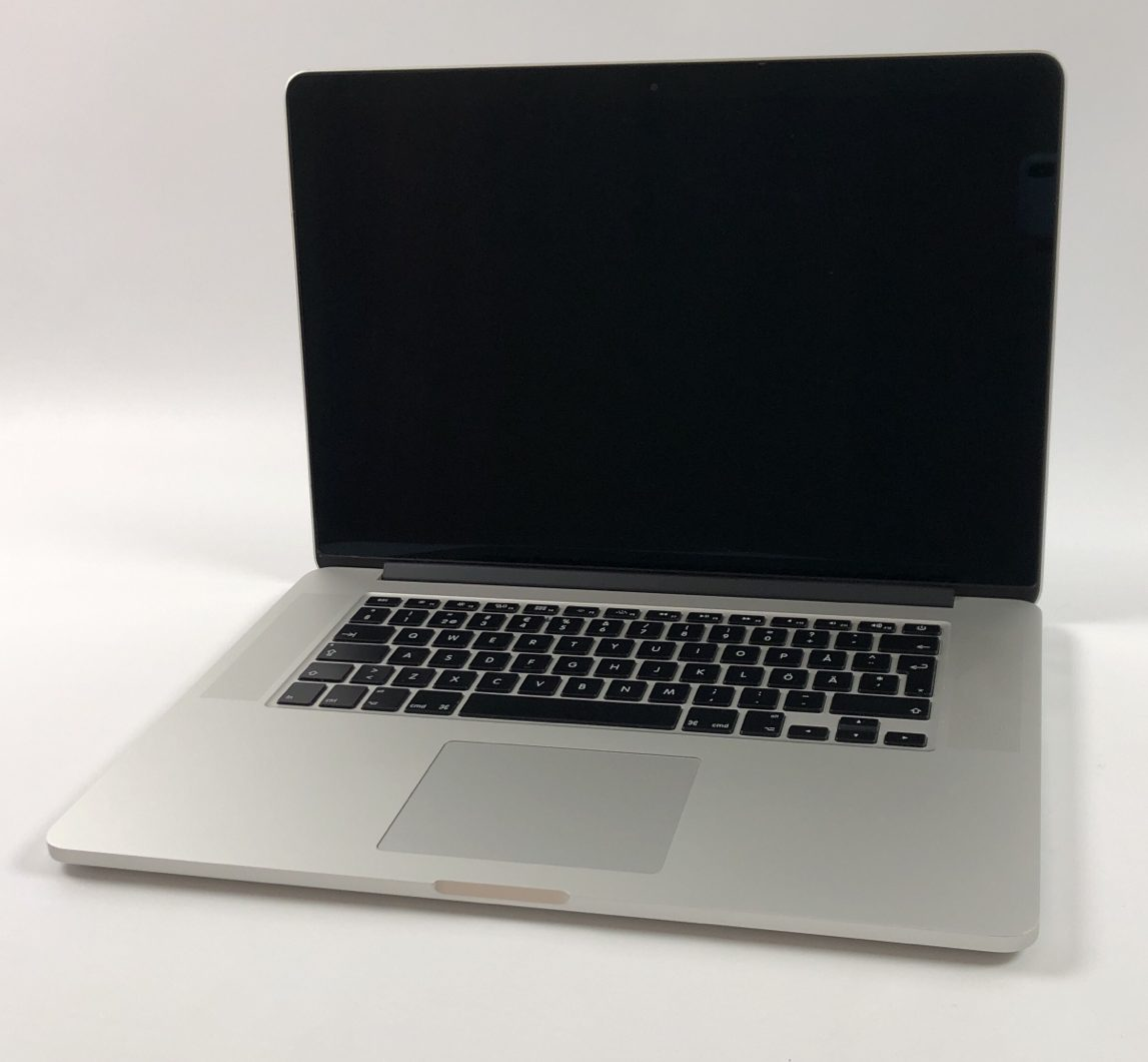 "MacBook Pro Retina 15"" Late 2013 (Intel Quad-Core i7 2.3 GHz 16 GB RAM 512 GB SSD), Intel Quad-Core i7 2.3 GHz, 16 GB RAM, 512 GB SSD, bild 1"
