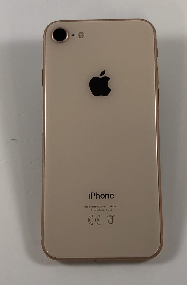 iPhone 8 256GB, 256GB, Gold, Kuva 2