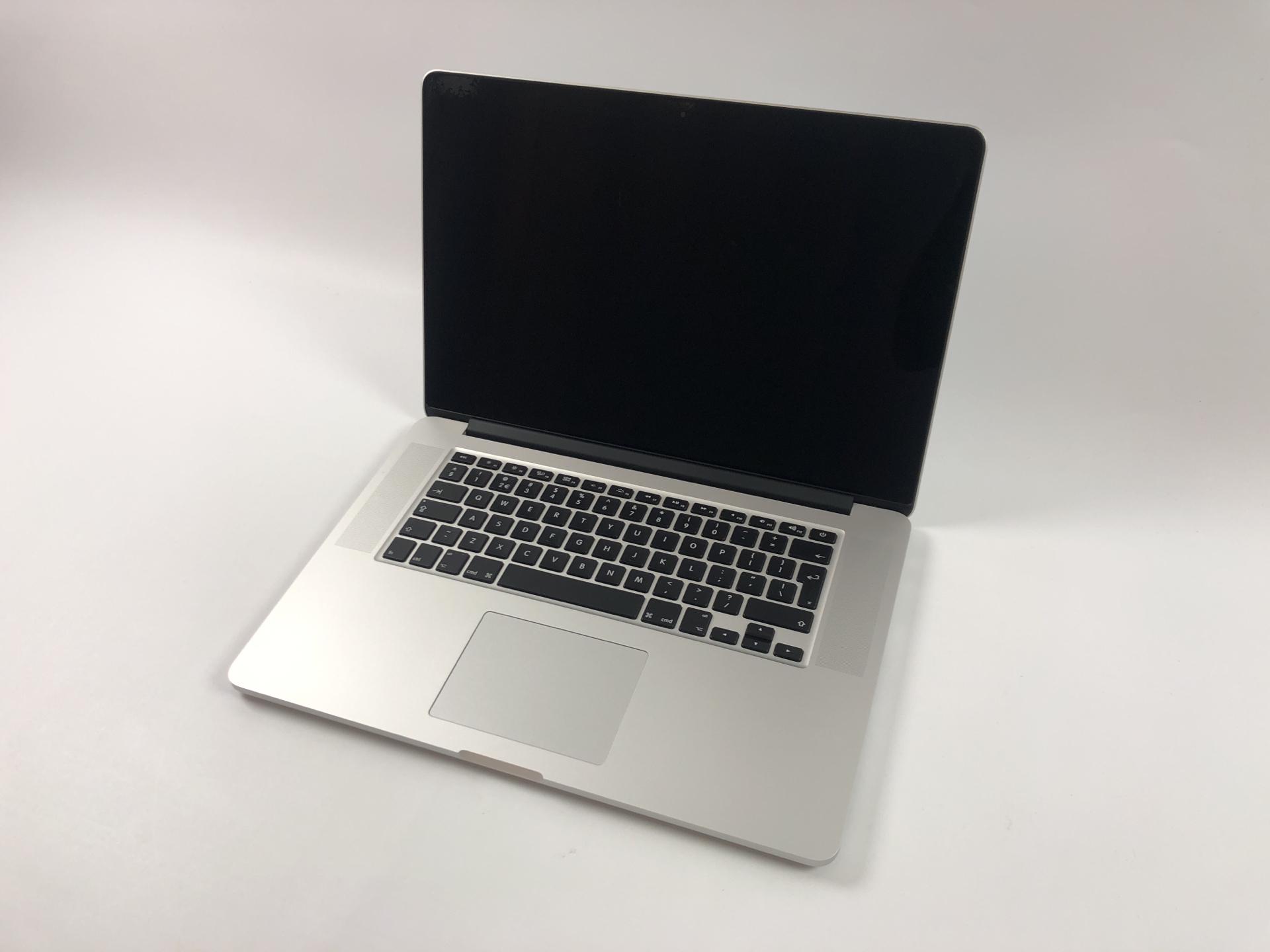 """MacBook Pro Retina 15"""" Mid 2014 (Intel Quad-Core i7 2.5 GHz 16 GB RAM 512 GB SSD), Intel Quad-Core i7 2.5 GHz, 16 GB RAM, 512 GB SSD, Bild 2"""