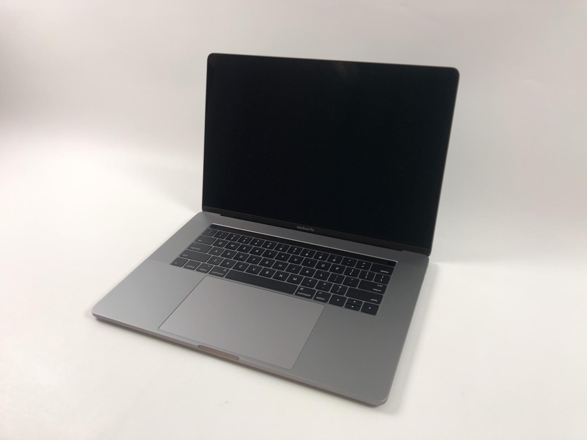"""MacBook Pro 15"""" Touch Bar Late 2016 (Intel Quad-Core i7 2.6 GHz 16 GB RAM 256 GB SSD), Space Gray, Intel Quad-Core i7 2.6 GHz, 16 GB RAM, 256 GB SSD, bild 1"""