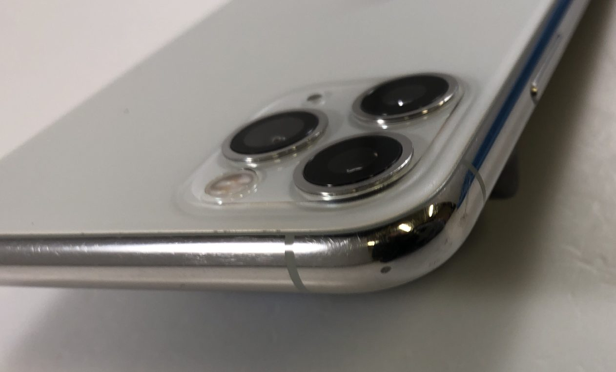 iPhone 11 Pro 256GB, 256GB, Silver, bild 3