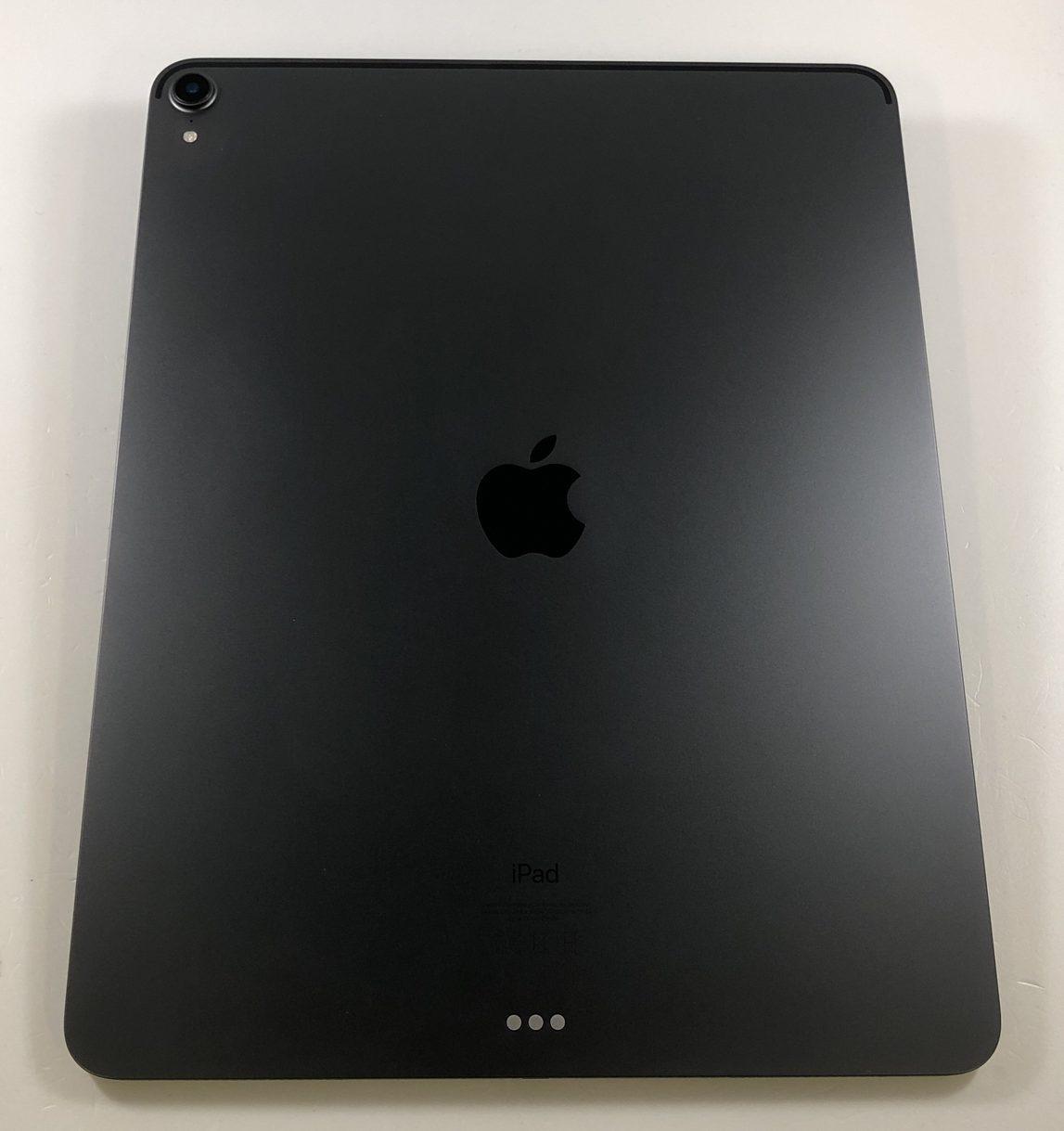 """iPad Pro 12.9"""" Wi-Fi (3rd Gen) 256GB, 256GB, Space Gray, obraz 2"""