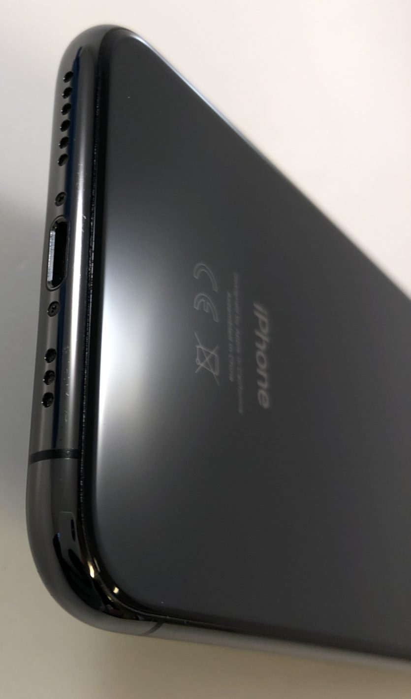 iPhone XS 256GB, 256GB, Space Gray, bild 3