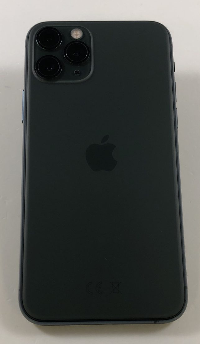 iPhone 11 Pro Max 256GB, 256GB, Midnight Green, image 2